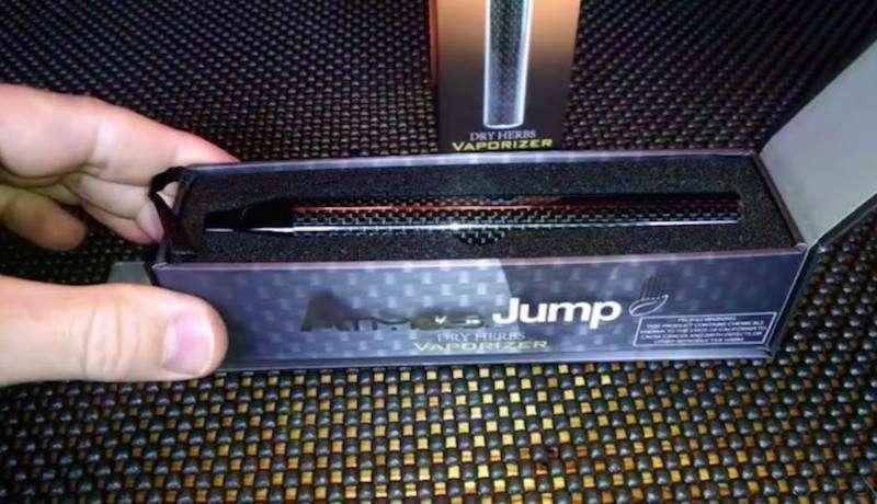 Vaporizador Atmos Jump Unboxing Review
